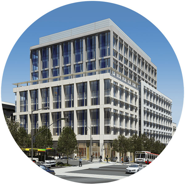 Sutter Van Ness Medical Office Building